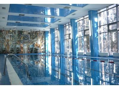 Санаторий «Шахтер», бассейн