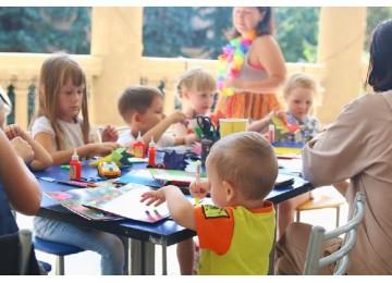 Санаторий «Шахтер», услуги для детей