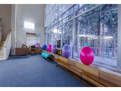 Санаторий «Шахтер», услуги для гостей