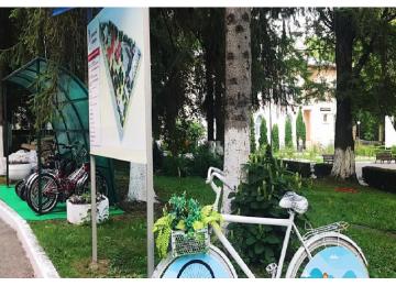 Санаторий «Шахтер», прокат велосипедов