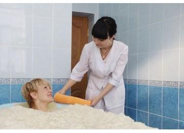 Санаторий «Шахтер», Санаторно-курортное лечение