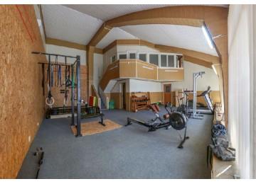 Санаторий «Шахтер», тренажерный зал