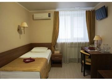 Санаторий «Шахтер», Стандарт 1-местный 1-но комнатный корп.Центральный