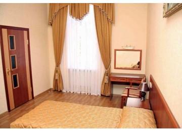 Бизнес 2-местный 1-комнатный корп.Центральный Санаторий Шахтер Ессентуки