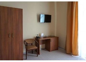 Бизнес 1-местный 1-комнатный корп.Европейский Санаторий Шахтер Ессентуки